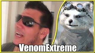 #REACT - INVADI A CASA DOS YOUTUBERS (VenomExtreme)