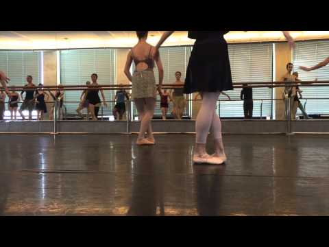 Project Prima: Kremlin Ballet Audition