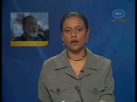 SBC Seychelles: James Mancham WANGO 04.02.09