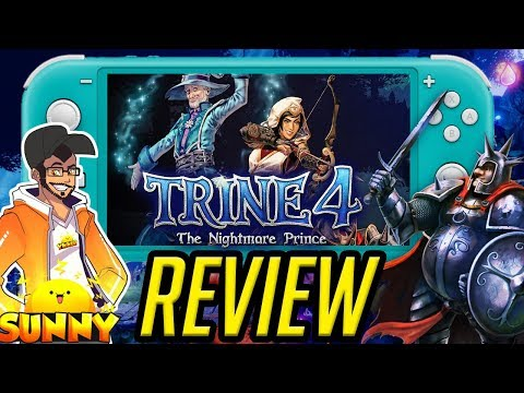 Trine 4 Nintendo Switch Review | Still The Best Puzzle Game Around? (PC, Ps4, Xbox One) | Gameplay