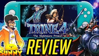 Trine 4 Nintendo Switch Review | Still The Best Puzzle Game Around? (PC, Ps4, Xbox One) | Gameplay (Video Game Video Review)