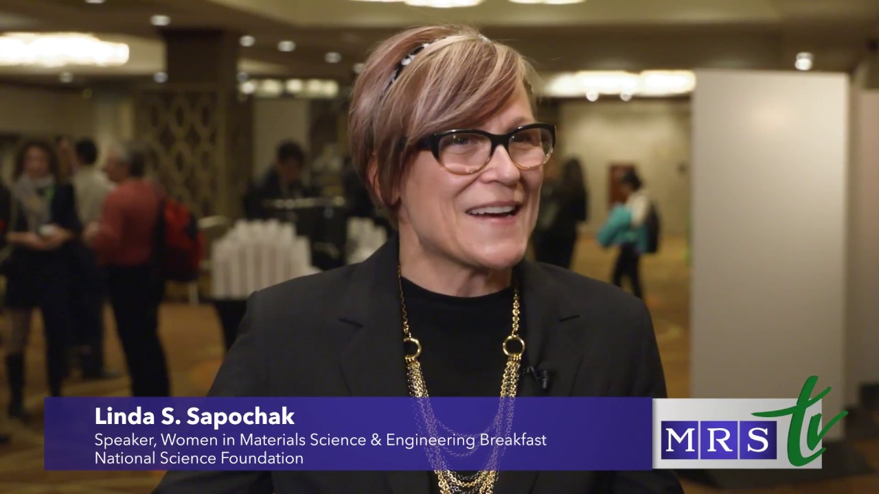 Women in Materials Science and Engineering