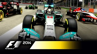 F1 2014 Launch Trailer