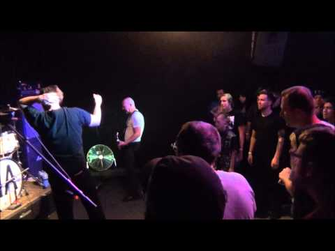 Negative Approach @ The Music Garage (5/20/15)