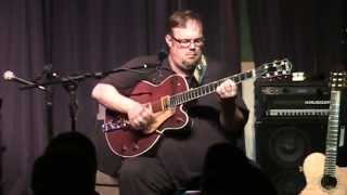 Richard Smith Performs Cheek To Cheek at Gretsch 130th Anniversary Event May 2013