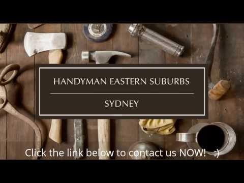 Handyman Darling Point NSW