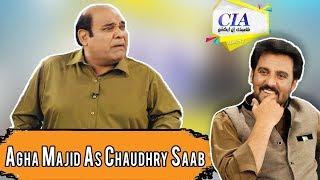 Baixar Agha Majid As Chaudhry Saab - CIA With Afzal Khan - 13 May 2018 - ATV