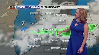 Storm Team 8 Forecast: News 8 at 6 p.m.