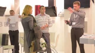 Выставка фурнитуры и комплектующих для мебельной промышленности ZOW 2013, Москва - видеорепортаж