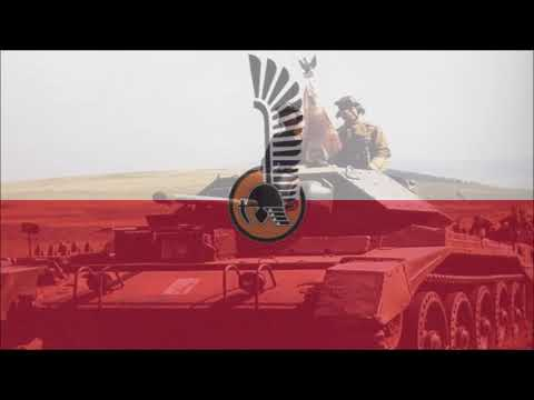 First Armored division  Polish Patriotic Song