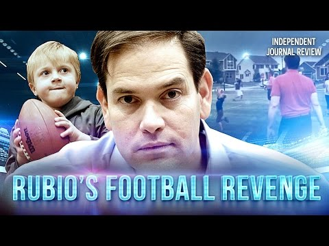 How To Get Revenge With A Football by Marco Rubio