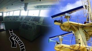 Работа Моряков: Экскурсия по Навигационному Мосту