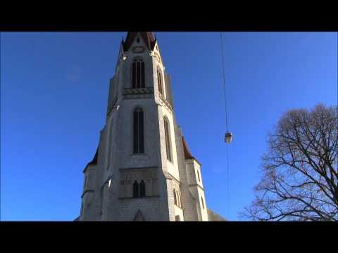 CH - St.Gallen (SG) katholische Pfarrkirche St.Otmar