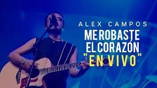 Alex Campos : Me Robaste El Corazón #YouTubeMusica #MusicaYouTube #VideosMusicales https://www.yousica.com/alex-campos-me-robaste-el-corazon/   Videos YouTube Música  https://www.yousica.com