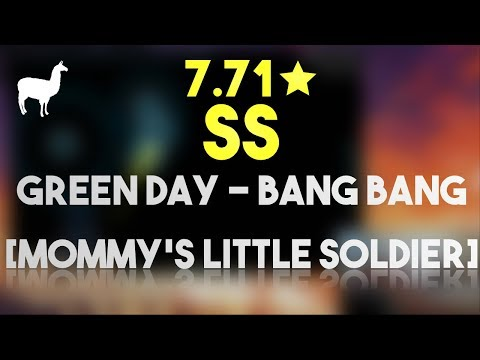 GOING ZEUS MODE - Green Day - Bang Bang [Mommy's Little Soldier] 100% SS (filsdelama)