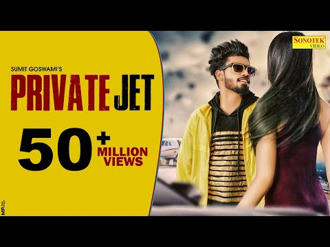 SUMIT GOSWAMI :- Private Jet | Priya Soni | Kaka | Latest Haryanvi Songs Haryanavi 2019 | Sonotek