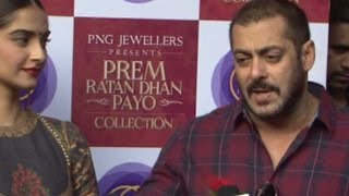 Salman Khan Overwhelmed With Massive Success Of Prem Ratan Dhan Payo