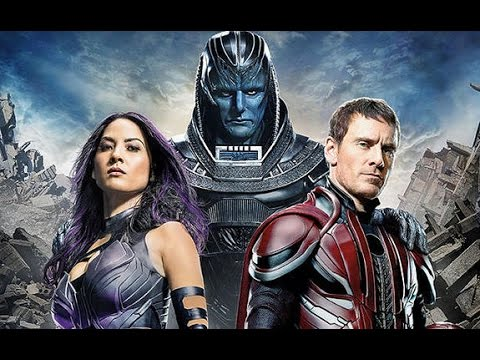 X Men - Apocalipse (X Men - Apocalypse, 2016)  - Trailer Dublado