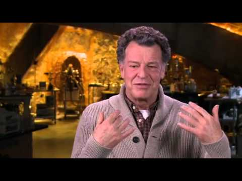 FRINGE  John Noble  Season 5 Finale & 100th Ep EPK
