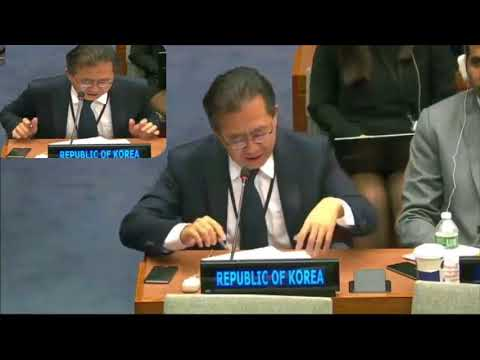North Korea Says Japan Can Make 6000 Nuclear Bombs,  United Nations, 17 Oct!