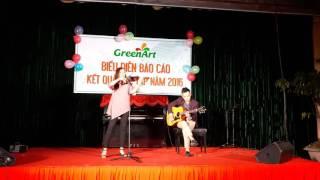 Trung tâm nghệ thuật GreenArt - Hòa tấu Guitar & Violin