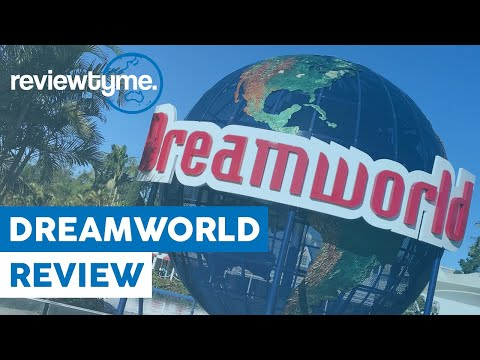 Australia's Biggest Theme Park! Dreamworld Review And Overview | ReviewTyme