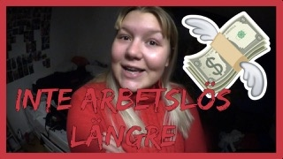 Vlogg | Jag har fått ett jobb!!