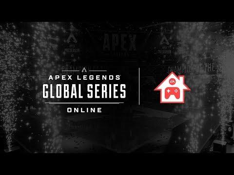 Apex Legends Global Series Online Tournament #4 - Europe Finals