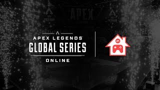 Apex Legends Global Series Online Tournament #4 - Europe Finals