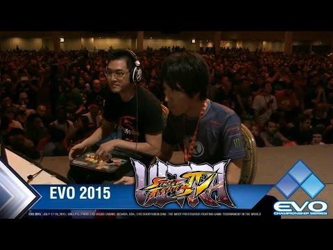 Ultra Street Fighter 4 Grand Finals - Evo 2015