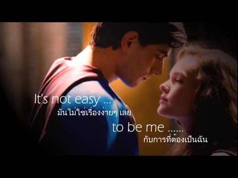 เพลงสากลแปลไทย SUPERMAN It's not easy -  Five for fighting - Boyce Avenue cover (lyrics & Thaisub)