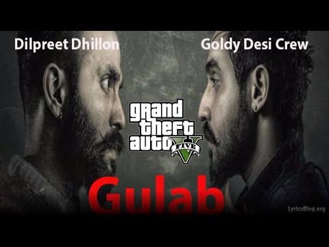 GTA 5||Music Video||Gulab