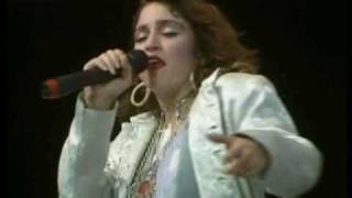 Madonna - Holiday (Live at JFK Stadium Philadelphia - July 13th 1985 - Live Aid)