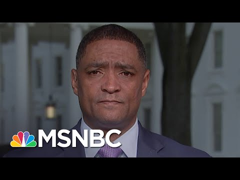 Last Administration 'Decided To Ignore' The Growing Threat Of Domestic Extremism | Deadline | MSNBC