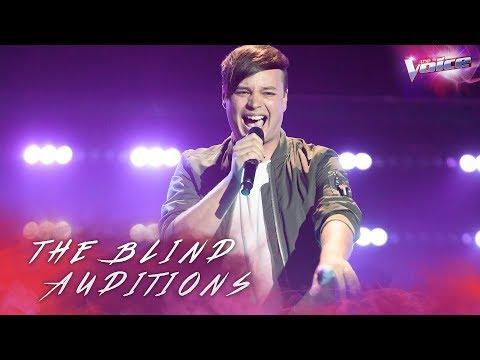 Blind Audition: Nathan Brake sings Jealous | The Voice Australia 2018