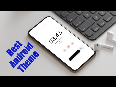 Best Android Theme of 2020 l Best Android Customization (Ep-1)