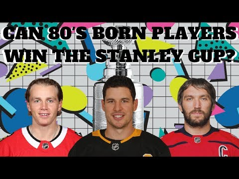 CAN A TEAM OF 80'S BORN PLAYERS WIN THE CUP? | NHL 18 | ARCADE REGIMENT