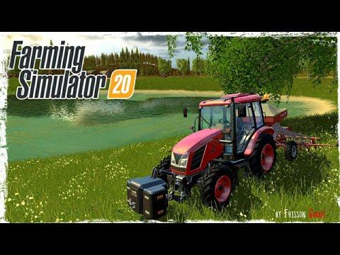 НОВАЯ ЖИЗНЬ | Farming Simulator 20 #5