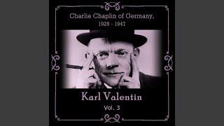 Karl Valentin – Der Bräutigam in Uniform