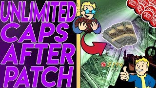 Fallout 76 -*INSANE*UNLIMITED CAPS FARM |WORKING CAPS METHOD| EASILY GET FREE CAPS FAST(After Patch)
