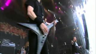 War Is My Shepherd - Live At Wacken