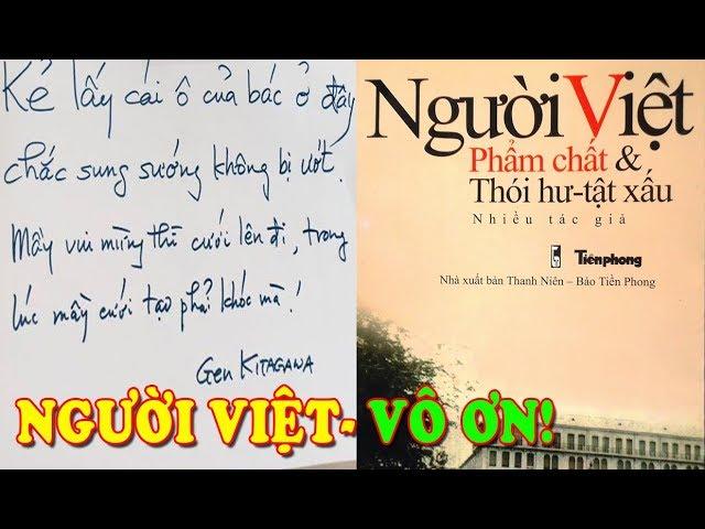 Người Việt và thói vô ơn    Người Việt xấu xí - Do đâu mà ra?