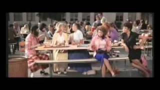 Jonh Travolta and Olivia Newton- grease remix.wmv