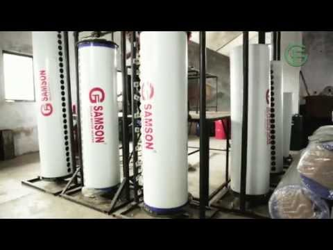 SAMSON SOLAR TECHNOLOGY A Unit Of Green Field Material Handling Pvt. Ltd CORPORATE PRESENTATION