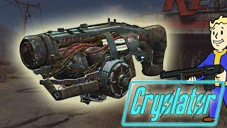 Fallout 4 CRYOLATOR - Vault 111 Secret Weapon Gameplay Walkthrough