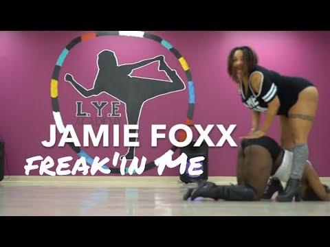 Jamie Foxx  Freakin Me Choreography  Trinica Goods