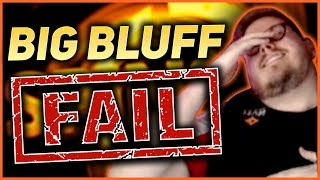 WELL... I THOUGHT IT WAS A GOOD BLUFF!! | PartyPoker Spin Challenge