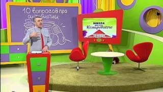 видео Комаровский - Как лечить зеленые сопли у ребенка: лечение, причины