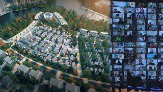 인공지능 도시 속 스마트빌리지…입주대상 54가구 선정 …