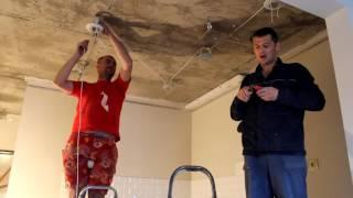 видео Почему нам нужно устанавливать натяжные потолки?